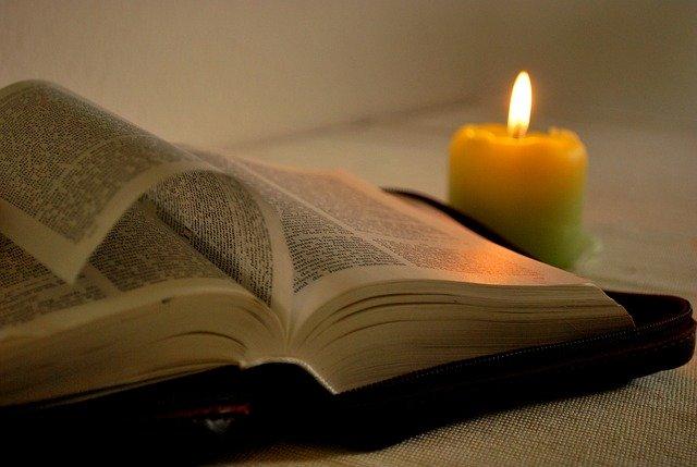 Gottes Wort ist wie Licht in der Nacht…